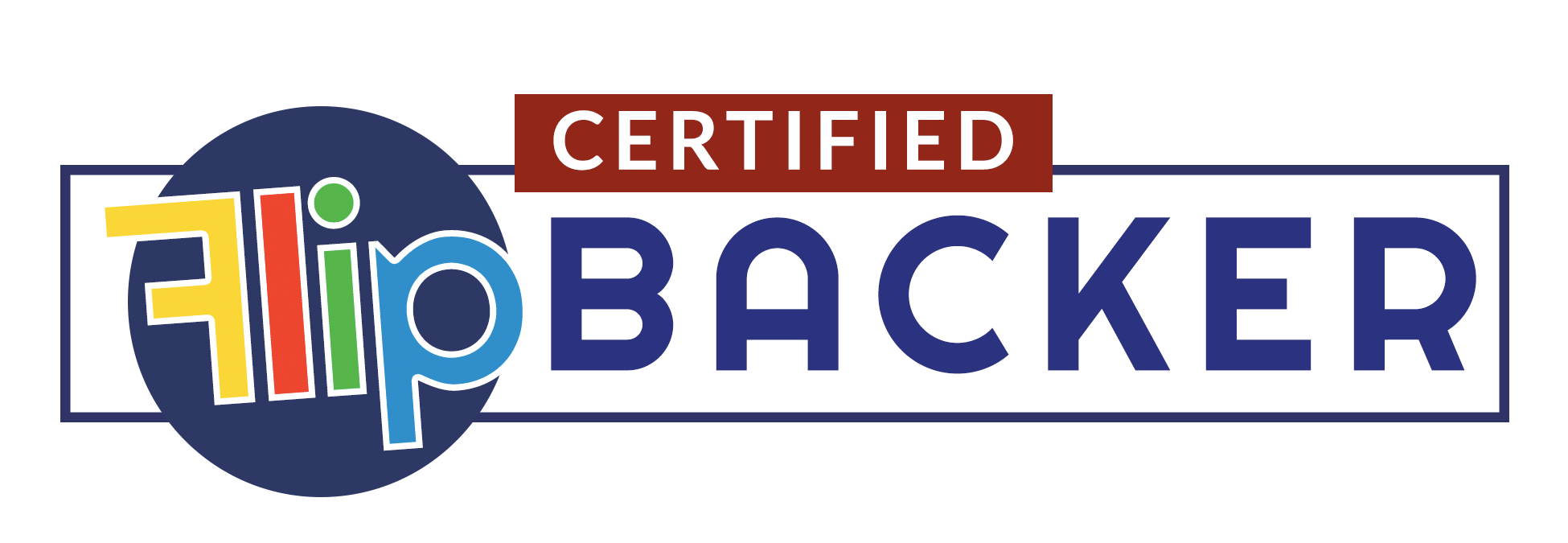 Flip Backer Logo